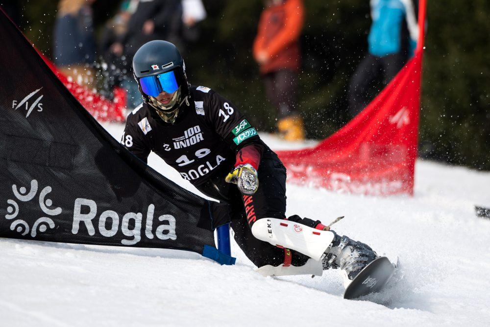 FIS Junior World Championship - Rogla SLO - PSL - TODA Hiroya JPN © Miha Matavz/FIS