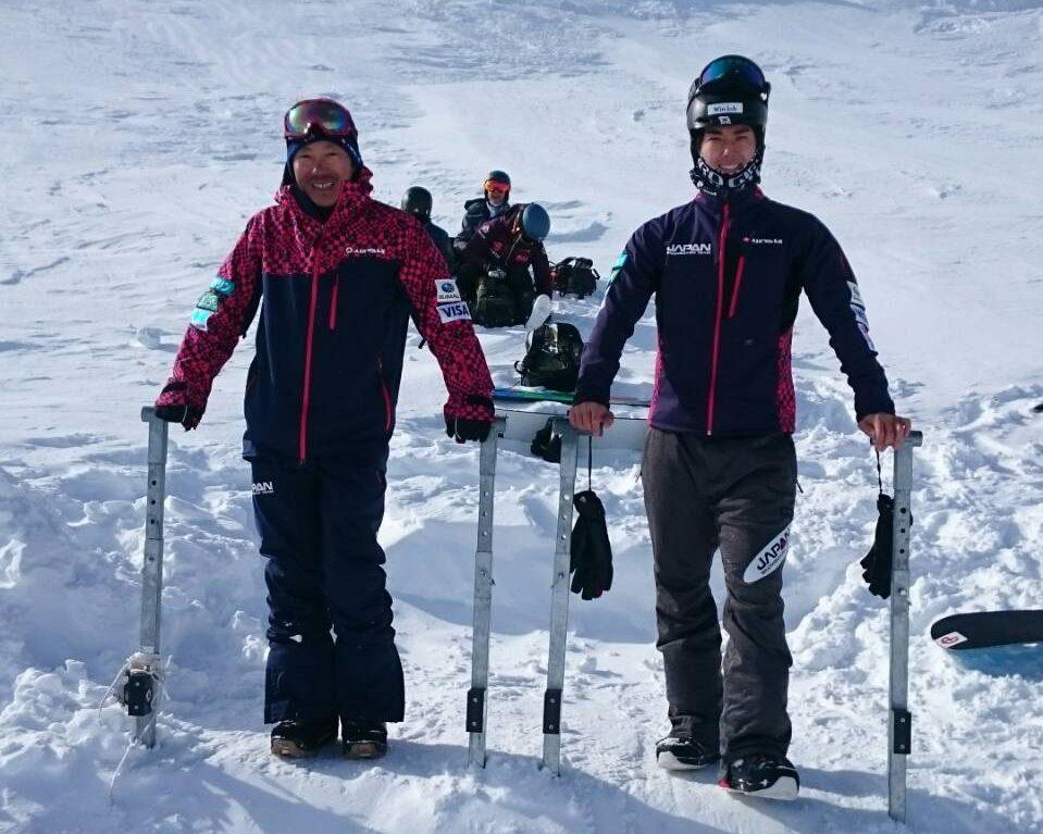 第2次スノーボード(SBX)遠征