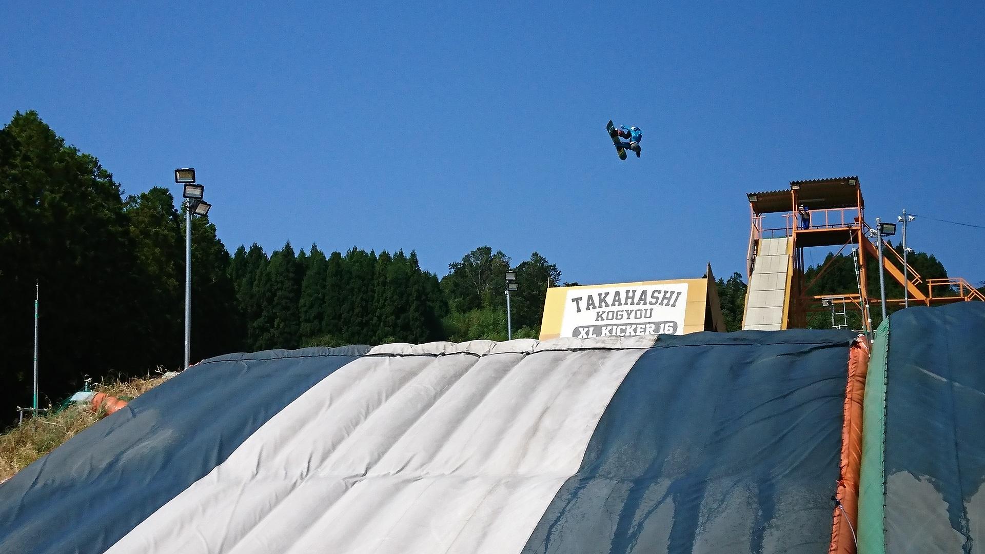 ジャンプトレーニング