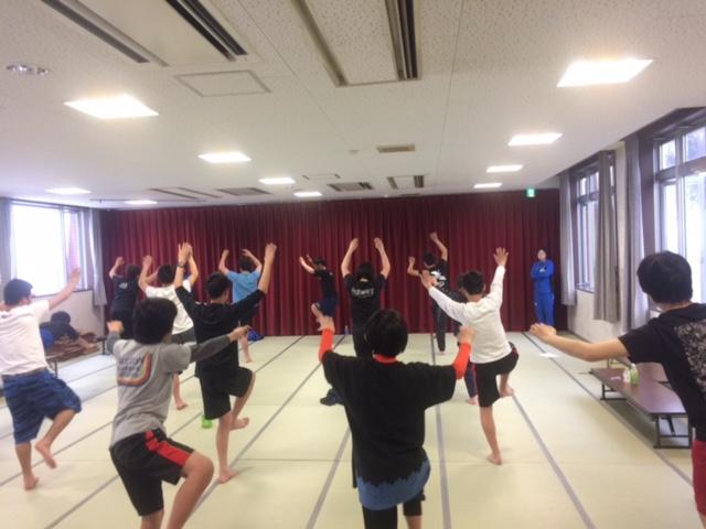 フィジカルトレーニング