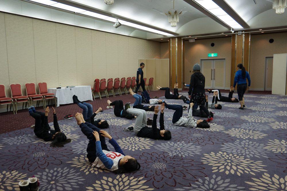 フィジカルトレーニング講習